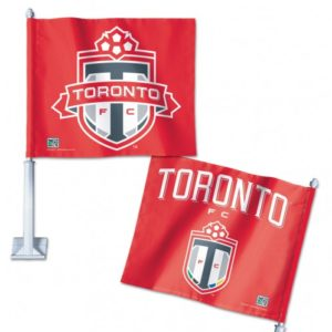 BUY TORONTO FC CAR FLAG IN WHOLESALE ONLINE!
