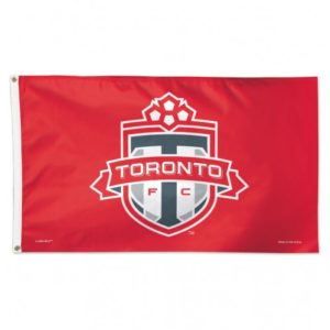 BUY TORONTO FC DELUXE FLAG IN WHOLESALE ONLINE!
