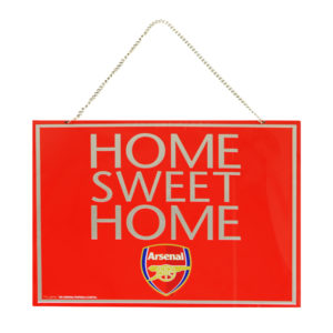 BUY ARSENAL HOME SWEET HOME SIGN IN WHOLESALE ONLINE!