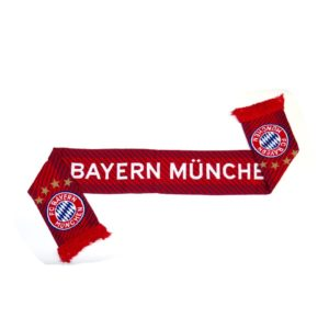 BUY BAYERN MUNICH RED SCARF IN WHOLESALE ONLINE