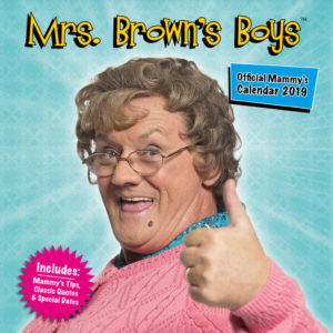 BUY MRS. BROWN'S BOYS 2019 CALENDAR IN WHOLESALE ONLINE!