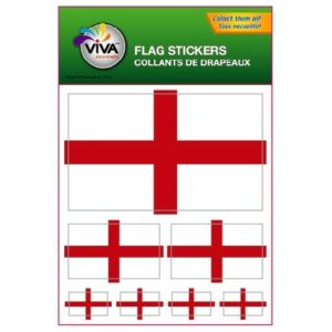 BUY ENGLAND STICKER SHEETS IN WHOLESALE ONLINE!