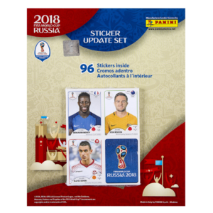 BUY 2018 PANINI WORLD CUP STICKERS UPDATE SET IN WHOLESALE ONLINE