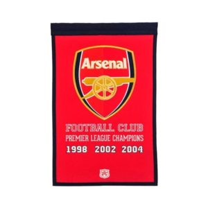 BUY ARSENAL CHAMPS BANNER IN WHOLESALE ONLINE!