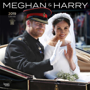 BUY ROYAL WEDDING 2019 CALENDAR IN WHOLESALE ONLINE