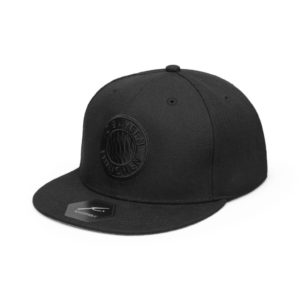 BUY BAYERN MUNICH BLACK FLAT PEAK SNAPBACK IN WHOLESALE ONLINE