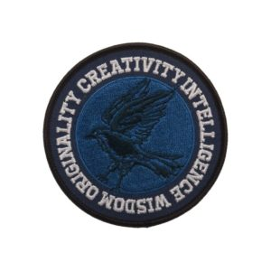 BUY HARRY POTTER RAVENCLAW ROUND PATCH IN WHOLESALE ONLINE!