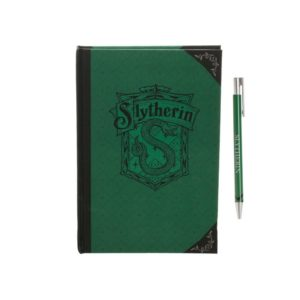 BUY HARRY POTTER SLYTHERIN JOURNAL PEN SET IN WHOLESALE ONLINE