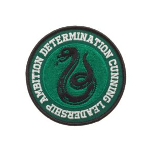 BUY HARRY POTTER SLYTHERIN ROUND PATCH IN WHOLESALE ONLINE!