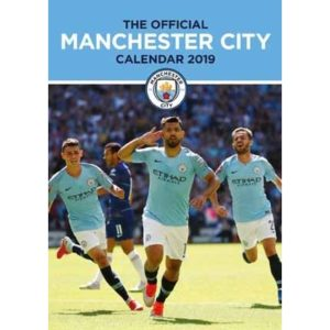 BUY 2019 MANCHESTER CITY CALENDAR IN WHOLESALE ONLINE