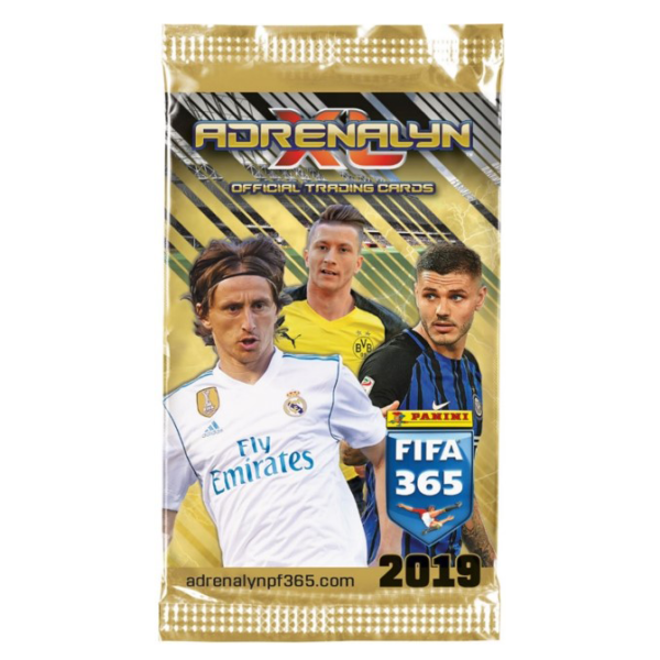 BUY 2018-19 PANINI ADRENALYN 365 CARDS MINI TIN IN WHOLESALE ONLINE