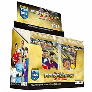 BUY 2018-19 PANINI ADRENALYN 365 CARDS BOX IN WHOLESALE ONLINE