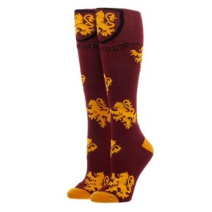 BUY HARRY POTTER GRYFFINDOR KNEE HIGH SOCKS IN WHOLESALE ONLINE