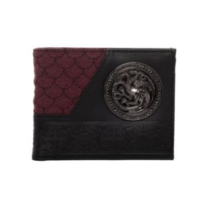 BUY GAME OF THRONES TARGARYEN BI-FOLD WALLET IN WHOLESALE ONLINE