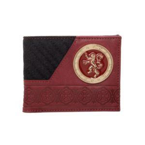 BUY GAME OF THRONES LANNISTER BI-FOLD WALLET IN WHOLESALE ONLINE