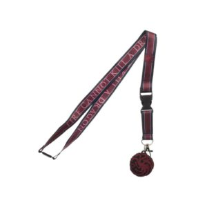 BUY GAME OF THRONES FIRE CANNOT KILL A DRAGON LANYARDS IN WHOLESALE ONLINE