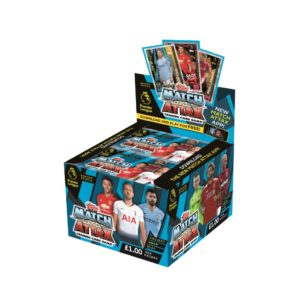BUY 2018-19 TOPPS MATCH ATTAX EPL CARDS BOX IN WHOLESALE ONLINE