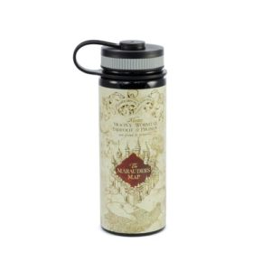 BUY HARRY POTTER MARAUDER'S MAP WATER BOTTLE IN WHOLESALE ONLINE!