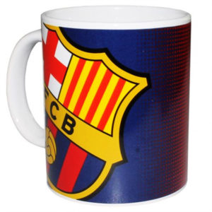 BUY BARCELONA HALFTONE MUG IN WHOLESALE ONLINE