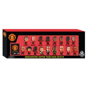 BUY MANCHESTER UNITED 2018-19 SOCCERSTARZ TEAM PACK IN WHOLESALE ONLINE