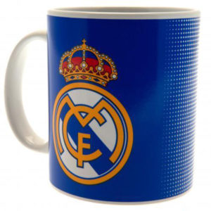 BUY REAL MADRID HALFTONE MUG IN WHOELSALE ONLINE