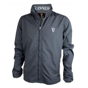 BUY GUINNESS GREY WIND BREAKER JACKET IN WHOLESALE ONLINE