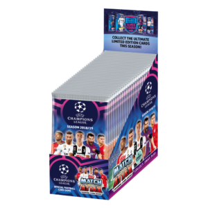 2018-19 TOPPS MATCH ATTAX CHAMPIONS LEAGUE CARDS BLOG POST/COMMUNITY
