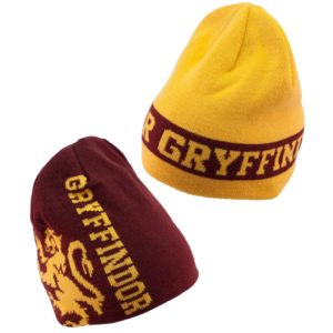 BUY HARRY POTTER GRYFFINDOR REVERSIBLE KNIT BEANIE IN WHOLESALE ONLINE