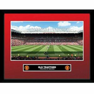 BUY MANCHESTER UNITED NEW OLD TRAFFORD FRAMED PICTURE IN WHOLESALE ONLINE