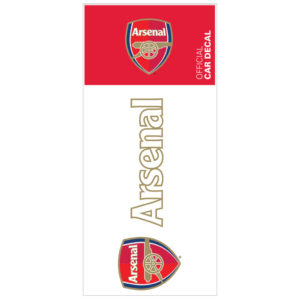 BUY ARSENAL CAR DECAL IN WHOLESALE ONLINE