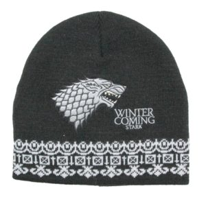 BUY GAME OF THRONES WINTER IS COMING BEANIE IN WHOLESALE ONLINE