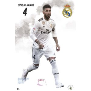 BUY SERGIO RAMOS 2018-19 POSTER IN WHOLESALE ONLINE