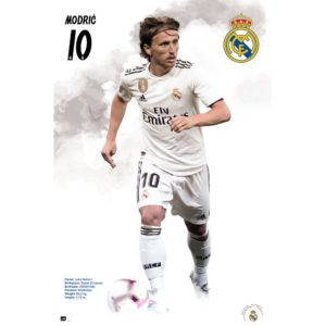 BUY LUKA MODRIC 2018-19 POSTER IN WHOLESALE ONLINE