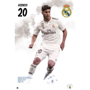 BUY RAUL ASENSIO 2018-19 POSTER IN WHOLESALE ONLINE