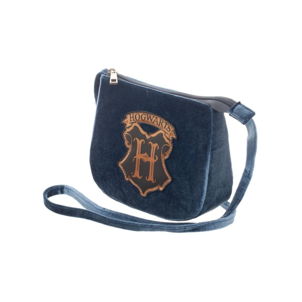 Buy Harry Potter Hogwarts Crest Velvet Purse In Wholesale