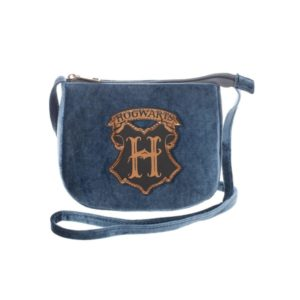 BUY HARRY POTTER HOGWARTS CREST VELVET PURSE IN WHOLESALE ONLINE