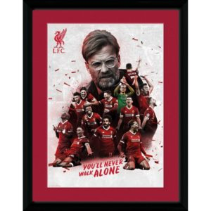 BUY LIVERPOOL PLAYERS COLLAGE FRAMED PICTURE IN WHOLESALE ONLINE