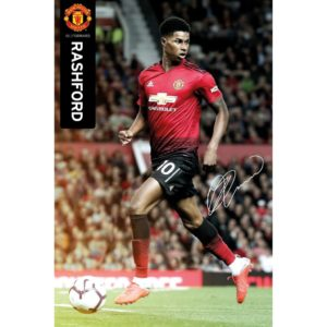 BUY MARCUS RASHFORD 2018-19 POSTER IN WHOLESALE ONLINE