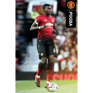 BUY PAUL POGBA 2018-19 POSTER IN WHOLESALE ONLINE