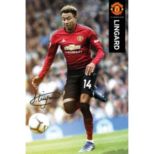 BUY JESSE LINGARD 2018-19 POSTER IN WHOLESALE ONLINE