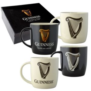 BUY GUINNESS CLASSIC COLLECTION MUG SET IN WHOLESALE ONLINE
