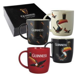 BUY GUINNESS TOUCAN COLLECTION MUG SET IN WHOLESALE ONLINE