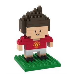 BUY MANCHESTER UNITED BRXLZ 3D PLAYER CONSTRUCTION KIT IN WHOLESALE ONLINE