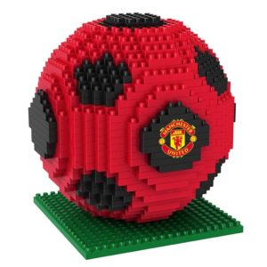 BUY MANCHESTER UNITED BRXLZ 3D SOCCER BALL CONSTRUCTION KIT IN WHOLESALE ONLINE