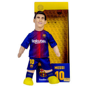 BUY BARCELONA LIONEL MESSI TOODLES DOLL IN WHOLESALE ONLINE