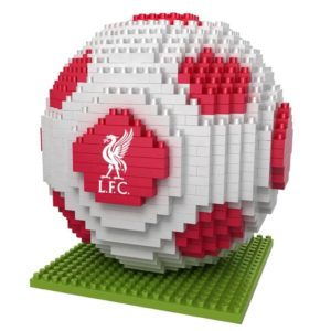 BUY LIVERPOOL BRXLZ 3D SOCCER BALL CONSTRUCTION KIT IN WHOLESALE ONLINE