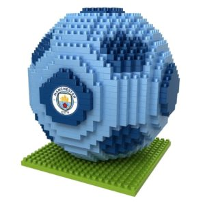 BUY MANCHESTER CITY BRXLZ 3D SOCCER BALL CONSTRUCTION KIT IN WHOLESALE ONLINE