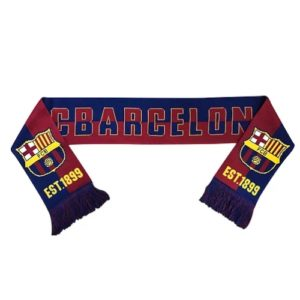 BUY BARCELONA ESTABLISHED SCARF IN WHOLESALE ONLINE!