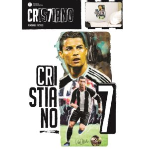 BUY JUVENTUS RONALDO WALL DECAL IN WHOLESALE ONLINE!