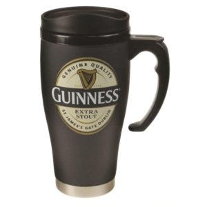 BUY GUINNESS LARGE CREAM CAP TRAVEL MUG IN WHOLESALE ONLINE